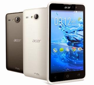 Acer Liquid Z520 Android Murah 5 inch Harga 1 Jutaan