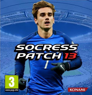 PES 2013 Socress Patch 13
