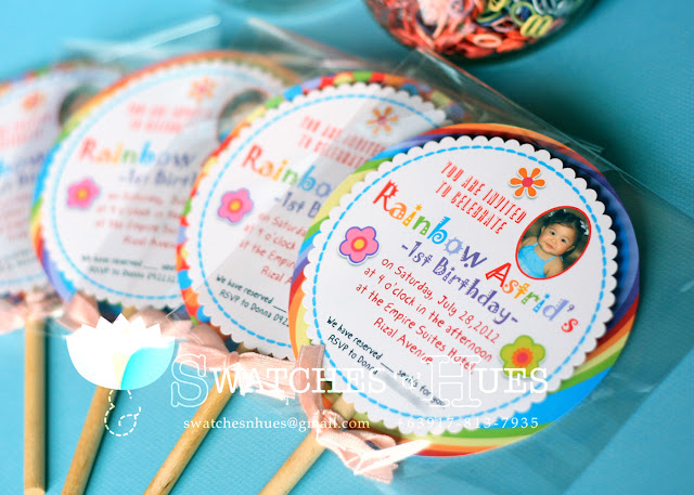 Birthday Invitations Quezon City