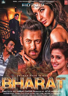 Bharat 2019 Hindi Movie Pre-DVDRip 450Mb Download