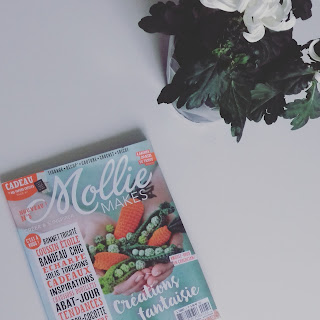 mollie makes, magazines, diy