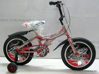 1 Sepeda Anak AXXILO 1609 Big Power Ocean 16 Inci