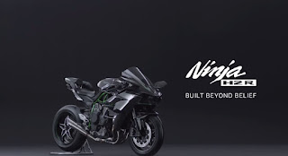 Warna Baru Motor Kawasaki Ninja H2 2016