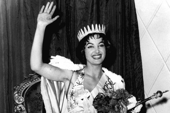 Miss World Of 1956 – Petra Schürmann