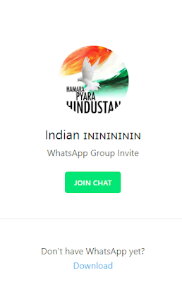 Indian 🇮🇳🇮🇳🇮🇳🇮🇳🇮🇳 - WhatsApp Group invite Links