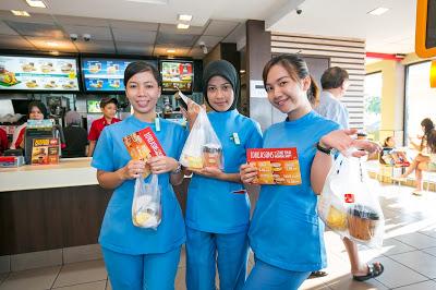 #McDonald'sMalaysia : Apa Sumbangan McDonald's Pada Masyarakat Malaysia!