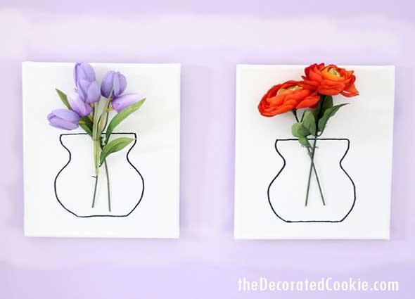 florero, jarron, origami, papel, decoracion, tutoriales, manualidades