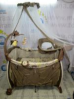 Baby Playpen CocoLatte CL8505