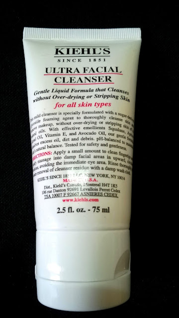 Kiehl's Ultra Facial Cleanser Review