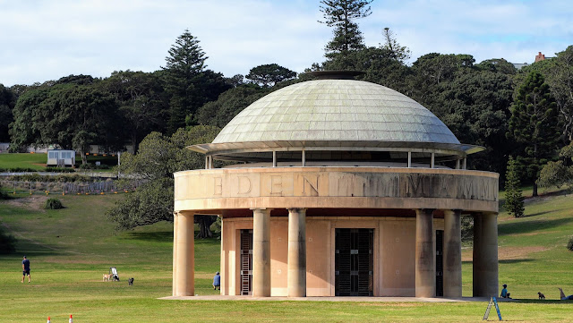 Centennial Parklands Sydney dome on Grand Drive