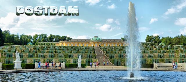 Postdam, el sueño barroco de los reyes prusianos