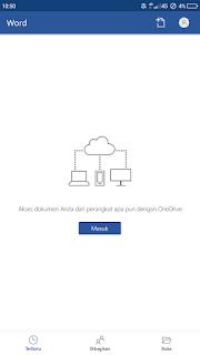 Masukan E-mail Microsoft Word ~ Fikrisaurus