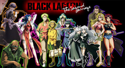 Download Anime Black Lagoon BD 1-12 [END] + Bacth Subtitle Indonesia