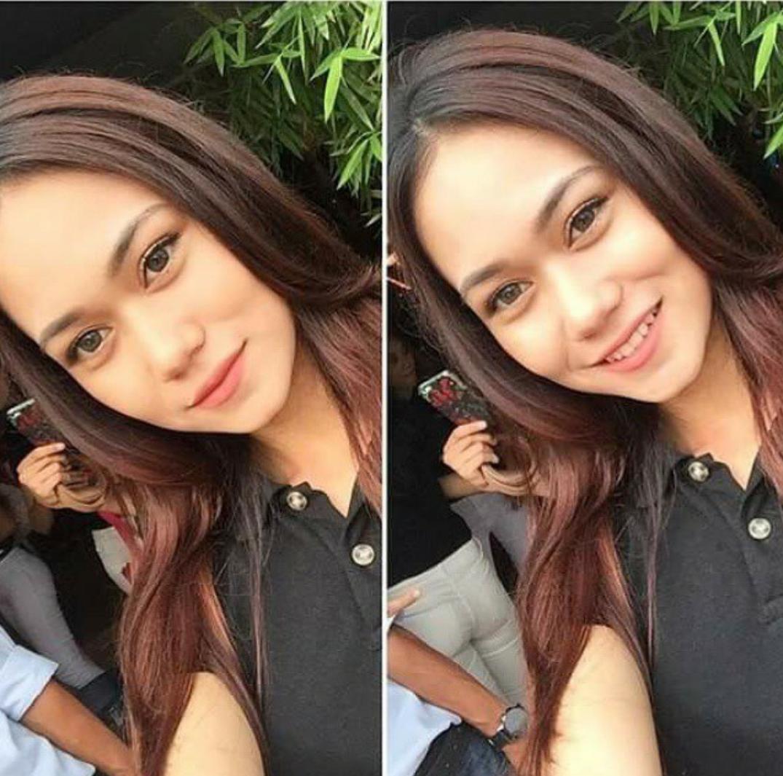 My Beautiful Malay Girlfriends Cewek Tayang Tetek  Foto -7235