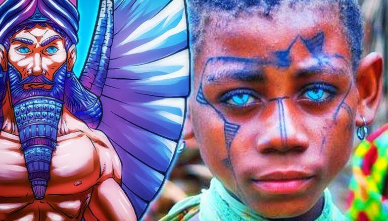 Anunnaki: DNA di tribù melanesiana porta geni di specie aliene.