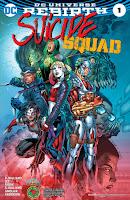 DC Renascimento: Esquadrão Suicida #1