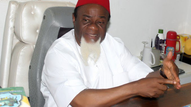 IF RESTRUCTURING FAILS.. NIGERIA WILL CEASE TO EXIT – EZEIFE