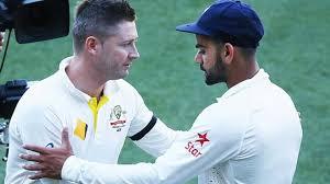 Michael Clarke said that kohali best batsman of all time in ODIs