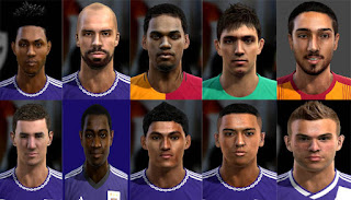 Facepack Anderlecht more Galatasaray 2016 Pes 2013