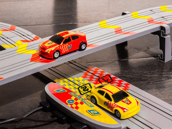 Review: My First Scalextric