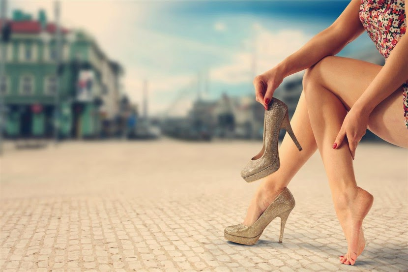 Consejos para evitar las piernas pesadas