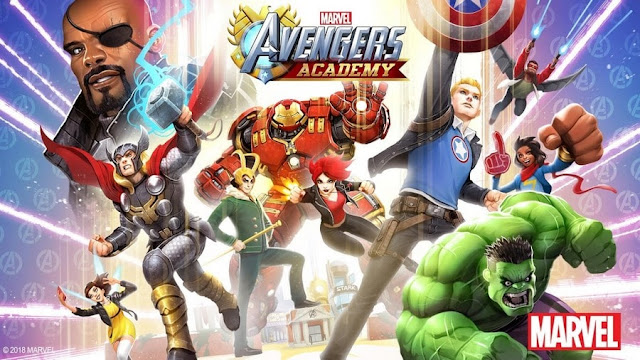 MARVEL Avengers Academy Full Unlocked