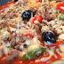 البيتزا السائلة في المقلاة💕 ألذ وأسرع بيتزا بدون عجن وبدون فرن😋