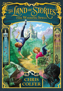 The Land of Stories: The Wishing Spell - Chris Colfer [kindle] [mobi]