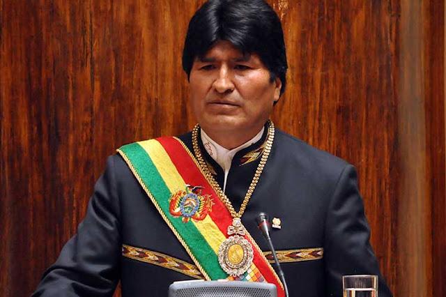 Evo Morales mantiene su liderazgo, confirma encuesta
