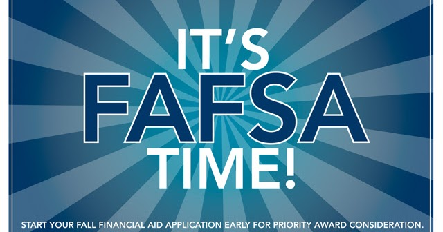 Do-Gooder Consulting: FAFSA opening date change can HELP ...