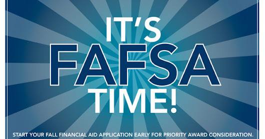 FAFSA opening date change can HELP your organization help students!