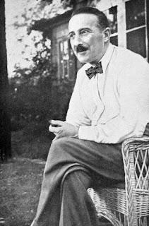 Stefan Zweig - Los ojos del hermano eterno