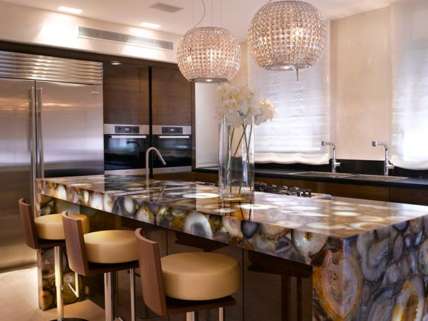 Wood Kitchen Islands Walmart Chairs If It's Hip, Here (archives): Majestic Gemstone Is ...