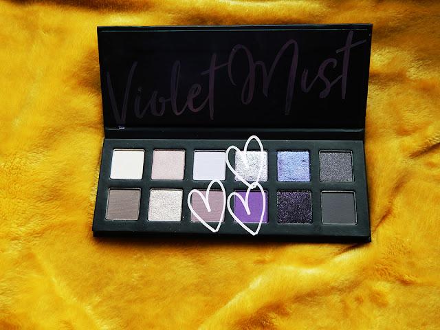 Primark Violet Mist palette