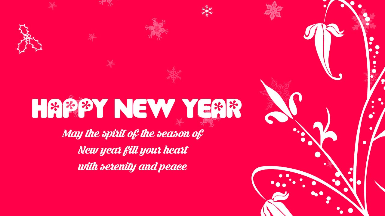 Happy New Year Messages New Year Greeting Cards