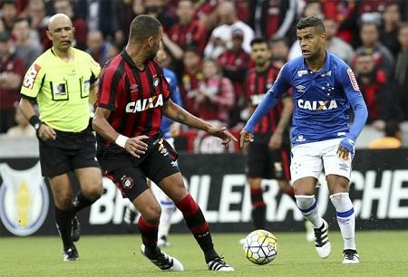 Assistir Cruzeiro x Atlético-PR AO VIVO grátis em HD 05/11/2017