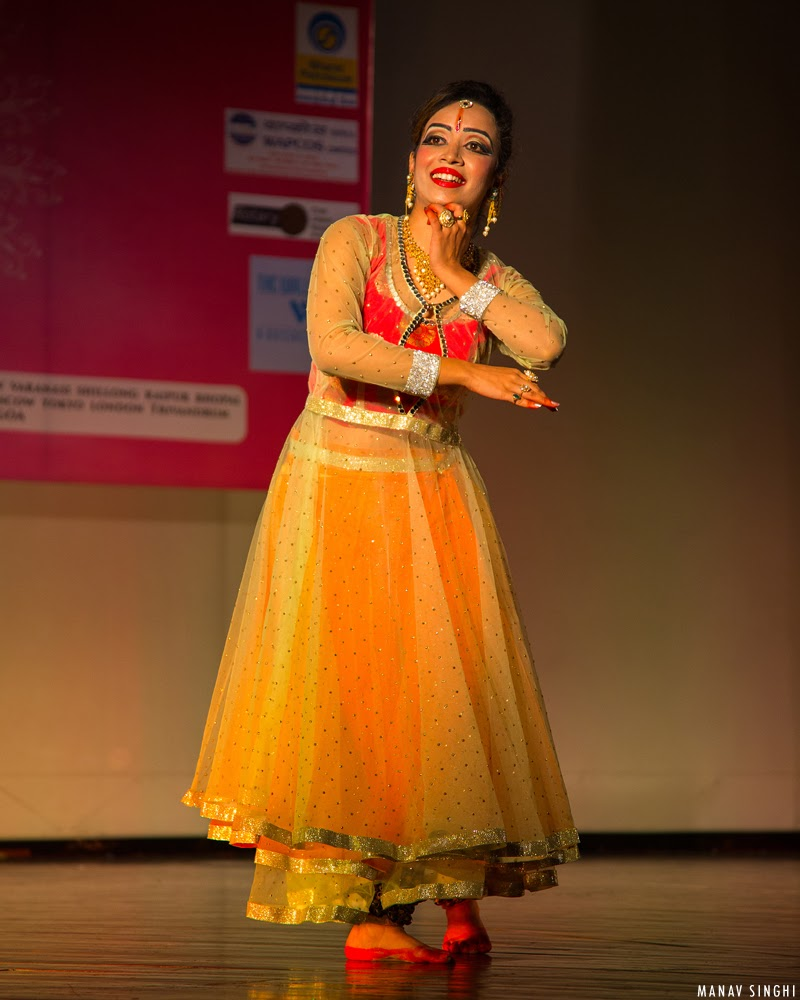"Event by ""International Performing Arts Festival"" (IPAF) Jaipur."