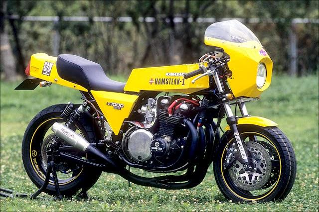 Yellow Z1R