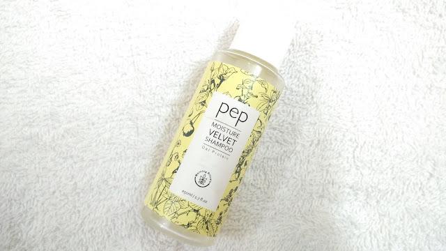 Pep Moisture Velvet Shampoo 1