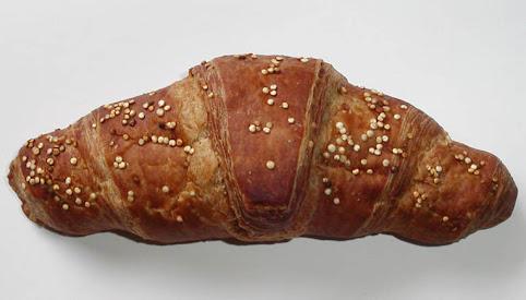 Croissant wegański