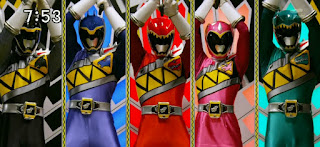 Mirai Sentai Timeranger  Siêu Nhân Tương Lai