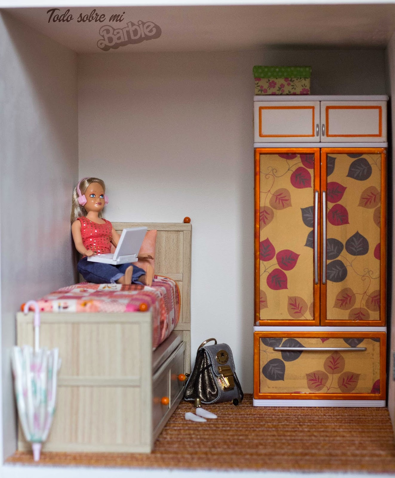 Dormitorio Barbie Todo Sobre Mi Barbie Dormitorio De Skipper