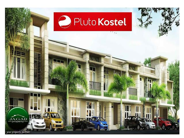 Kostel Exclusive jalan Magelang Km 4 Pusat Kota Jogja