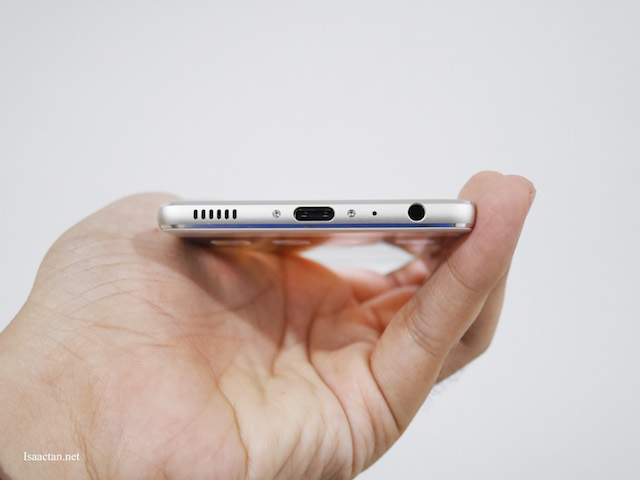 The Huawei P9 uses its own proprietor charger, and not the usual micro usb charger most android devices uses