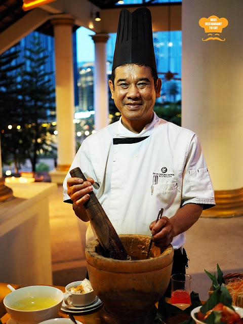 Thai Chef; Chef Seeri Putrajaya Ramadhan 2018 Buffet - Aroi Dee @ Palm Garden Resort Putrajaya RM68 Nett