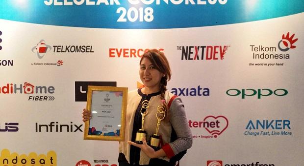 Nokia Raih Dua Penghargaan Bergengsi di Ajang Selular Awards 2018