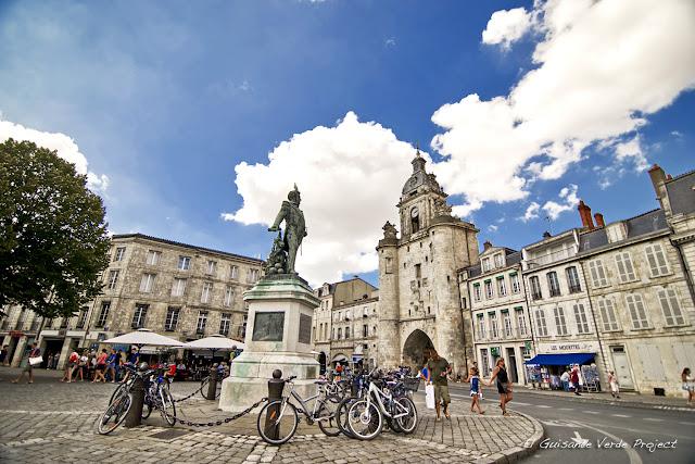 Cours des Dames - La Rochelle por El Guisante Verde Project