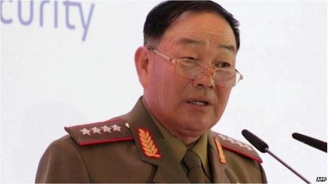 Ministro da Defesa da Coreia do Norte é executado!
