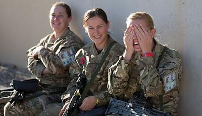 Pasukan Khusus Wanita Paling Hebat di Dunia