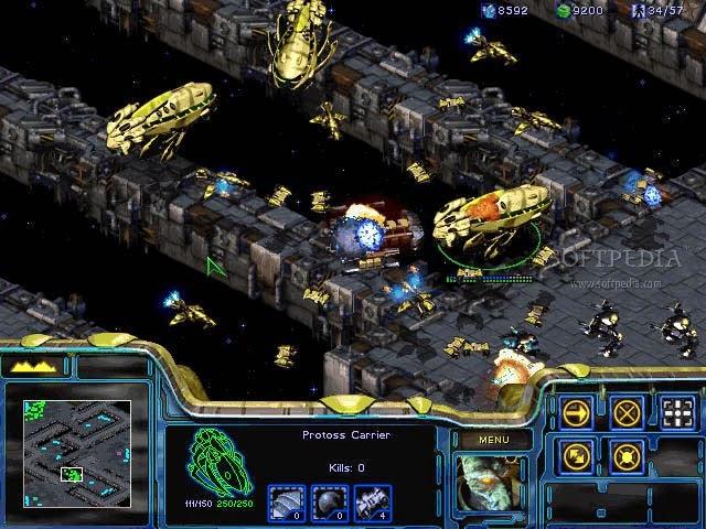 Game StarCraft 1
